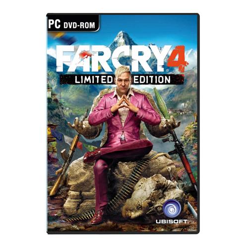 極地戰嚎 4 PC中文版