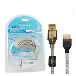 i-gota USB 2.0 延長線 A公對A母 3.0米