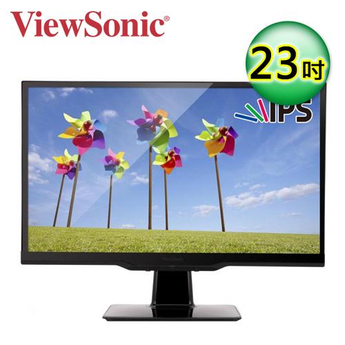 ViewSonic 優派 VX2363S 23吋 護眼零閃頻螢幕