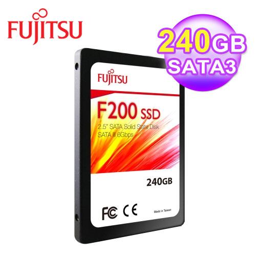 富士通 F200 240GB SSD 固態硬碟