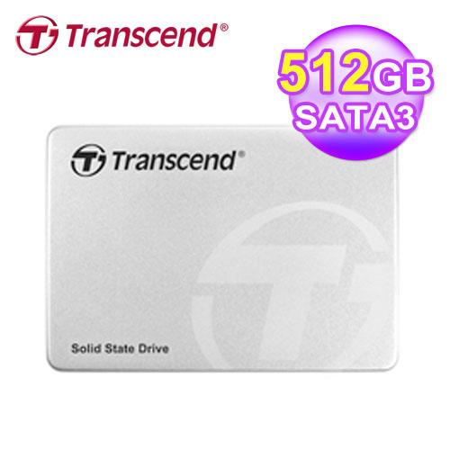 創見SSD370S 512G 固態硬碟