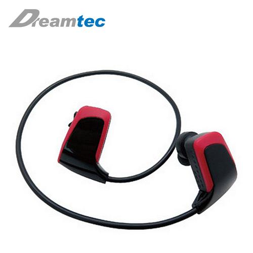 Dreamtec XSPORT 無線後掛 型藍牙耳機 ERA~2302 紅