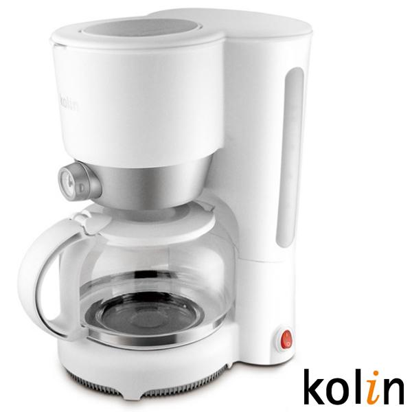 歌林 Kolin 10人份可調濃淡咖啡機 KCO-MN703S