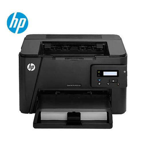 HP 惠普 LJ Pro M201dw 黑白雷射印表機
