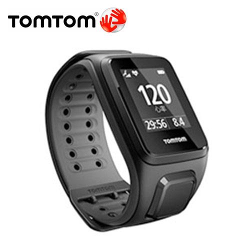 TOMTOM SPARK 心率健身運動手錶(寬)