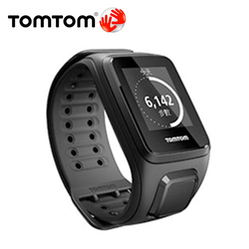 TOMTOM SPARK 音樂健身運動錶(寬)