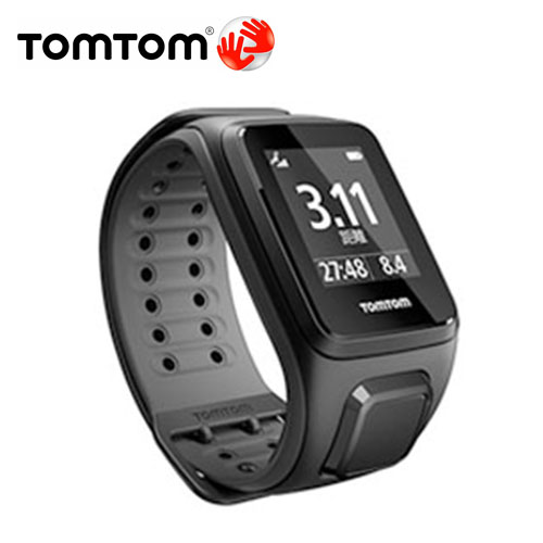 TOMTOM SPARK 健身運動手錶(寬)