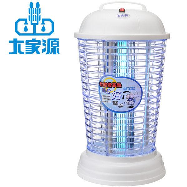 大家源 10W電擊式捕蚊燈 TCY-6310