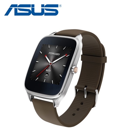 ASUS 華碩 ZenWatch 2 (WI501Q) 智慧手錶 咖啡
