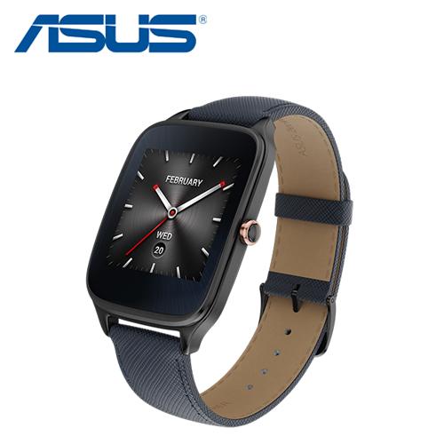 ASUS 華碩 ZenWatch 2 (WI501Q) 智慧手錶 伯爵藍