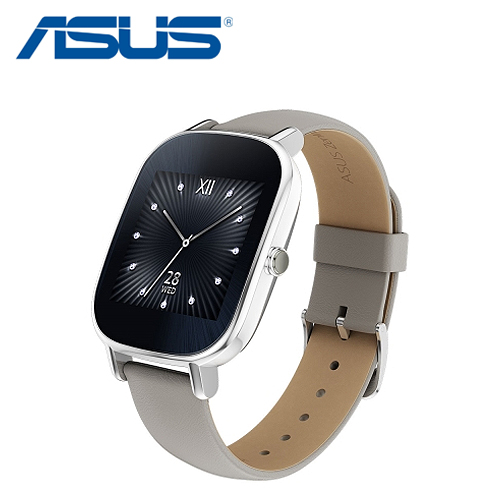ASUS 华硕 ZenWatch 2 (WI502Q) 智慧手表 真皮裸肤