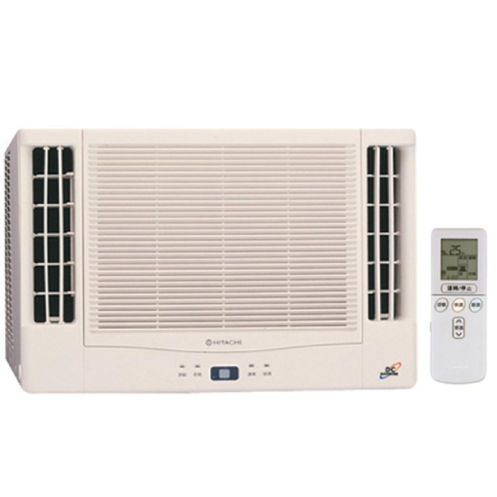 【HITACHI日立】4-6坪變頻雙吹式窗型冷暖氣RA-28NA-網