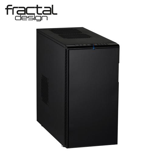 FRACTAL DESIGN DEFINE R4 靜音機殼 黑