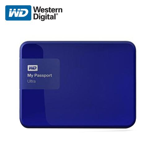 WD 威騰 My Passport Ultra 1TB 貴族藍