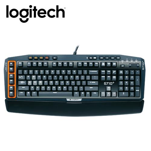 Logitech 羅技 G710+ 機械遊戲鍵盤