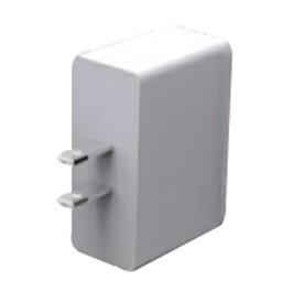 QC2.0快速充電旅充-白(U12)