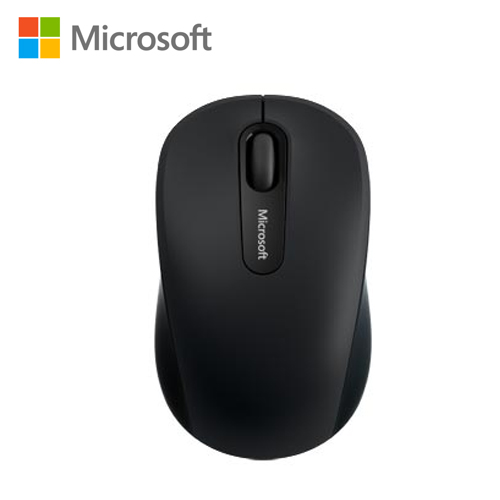 Microsoft 行動藍芽滑鼠3600-黑