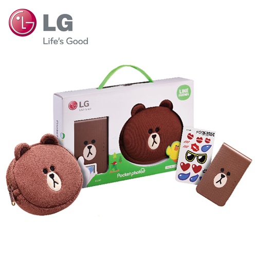 LG-PD239相印機熊大限定版