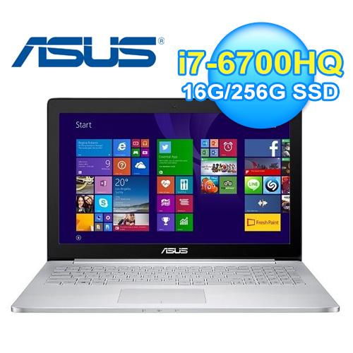 ASUS 華碩UX501VW-0052A 15.6吋 獨顯筆電 黑