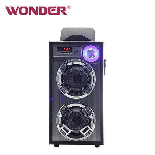 WONDER 旺德 卡拉OK欢乐唱随身音响 WS-P001