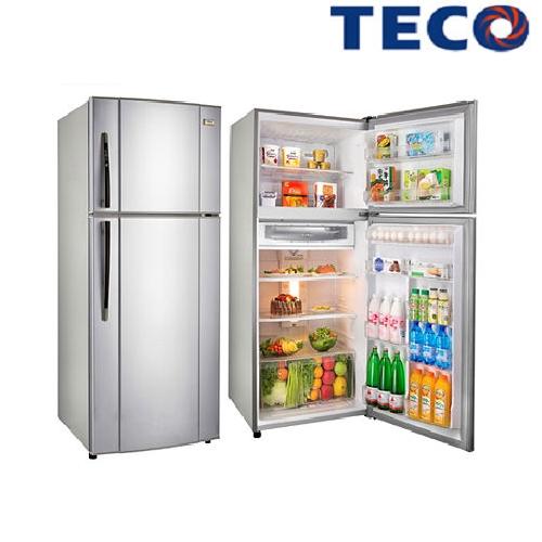 雙重送【TECO東元】508L變頻雙門冰箱R5161XK(琉璃金)-網