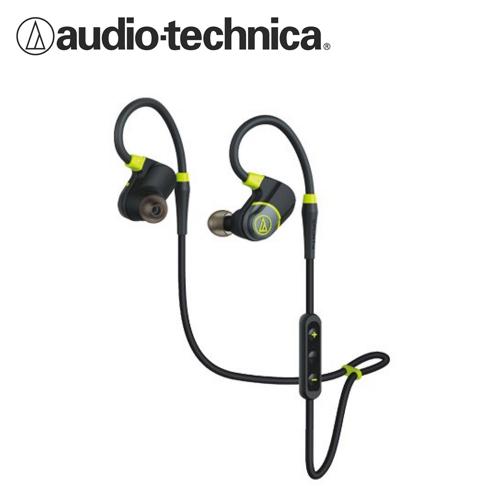 鐵三角 ATH-SPORT4 運動專用藍牙耳機麥克風 黑