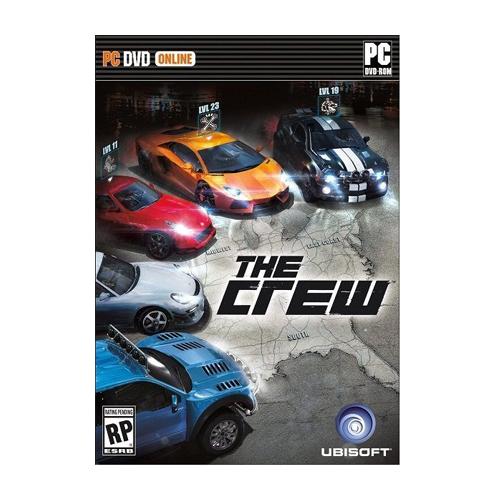 飆酷車神(THE CREW)PC中文版