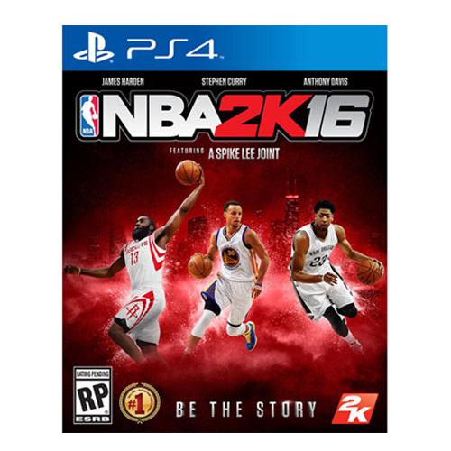 PS4 NBA 2K16 中文版