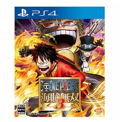 PS4 海賊無雙3 中文版