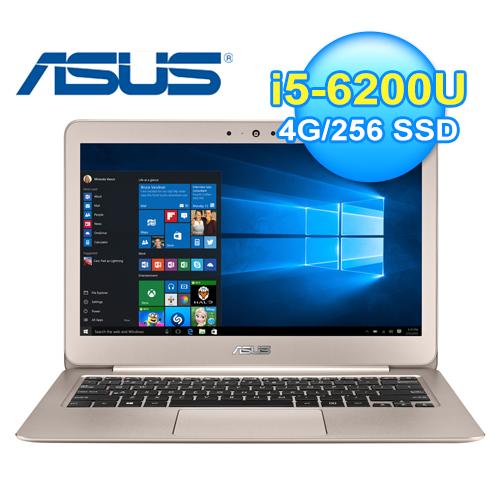 ASUS 華碩 UX303UB-0151C 13.3吋 輕薄筆電 金