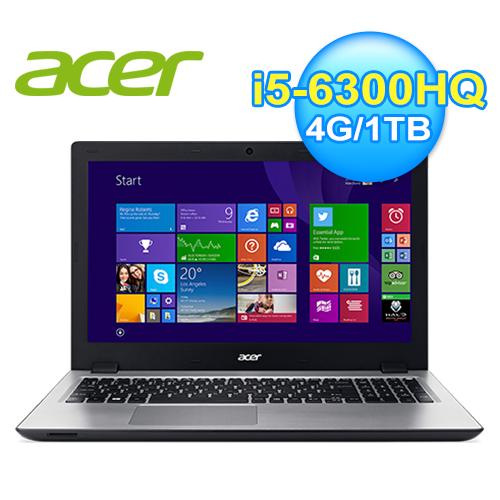 acer 宏 V5-591G-54CT 六代筆電 WIN10