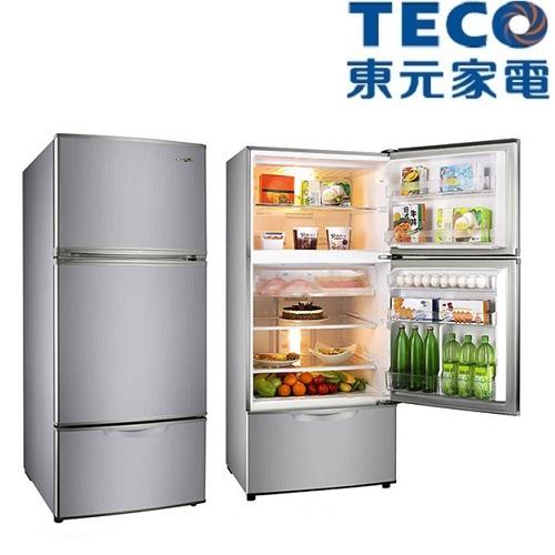 【TECO東元】477L變頻三門冰箱R4771VXLH-網