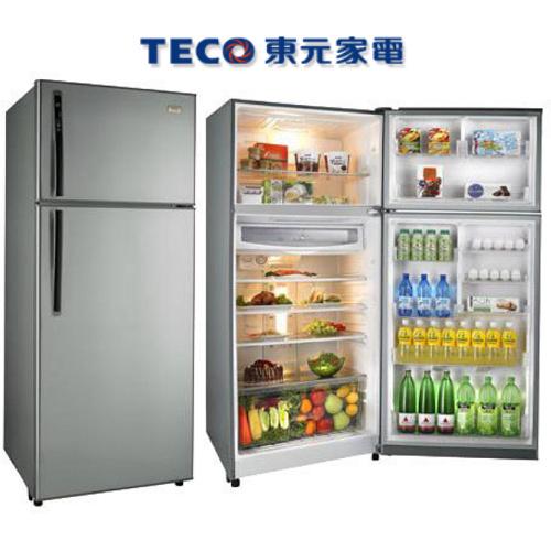 好禮送~TECO東元~605L變頻雙門冰箱R6161XH