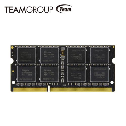 十銓 DDR3L 1600 8GB NB用