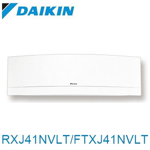 【DAIKIN大金】6-8坪R32變頻冷暖分離式RXJ41NVLT/FTXJ41NVLT
