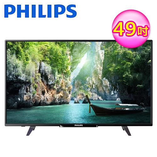 PHILIPS 飛利浦 49吋液晶49PFH5800 視訊