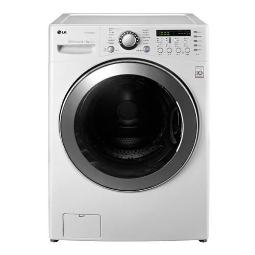 雙重送【LG樂金】15kg蒸氣滾筒洗衣機WD-S15DWD