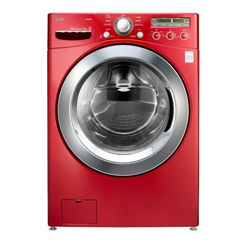 雙重送【LG樂金】17kg蒸氣滾筒洗衣機WD-S17NRW