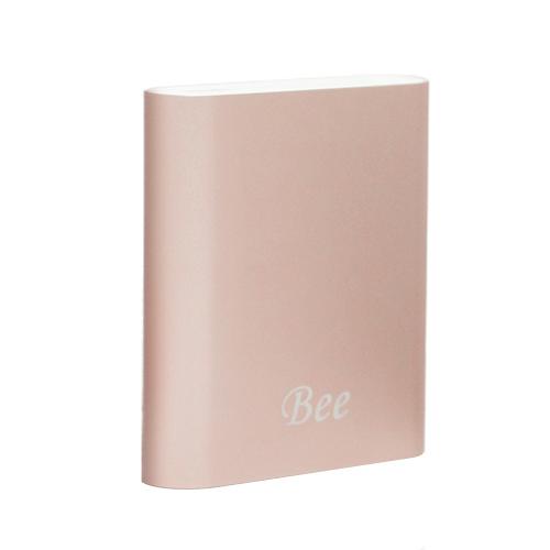 BEE 10400鋁合金行動電源-玫瑰金