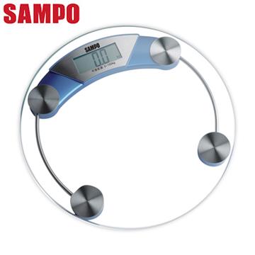 【SAMPO聲寶】大螢幕自動電子體重計 BF-L1104ML