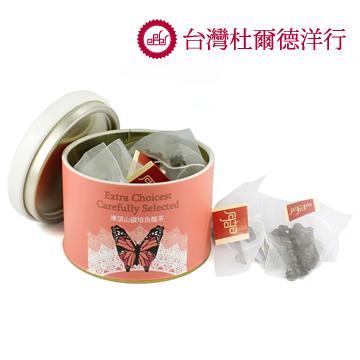 嚴選凍頂山碳培烏龍茶包【12入】台灣鳳蝶紀念版
