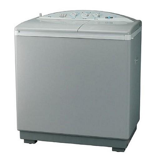 買就送~SAMPO聲寶~9KG雙槽洗衣機ES~900T~