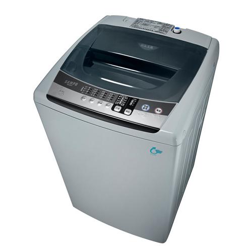買就送【SAMPO聲寶】6.5公斤全自動洗衣機 ES-E07F(G)-
