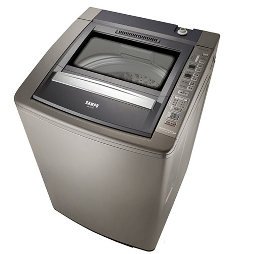 買就送【SAMPO聲寶】17KG洗衣機ES-E17B(K2)-