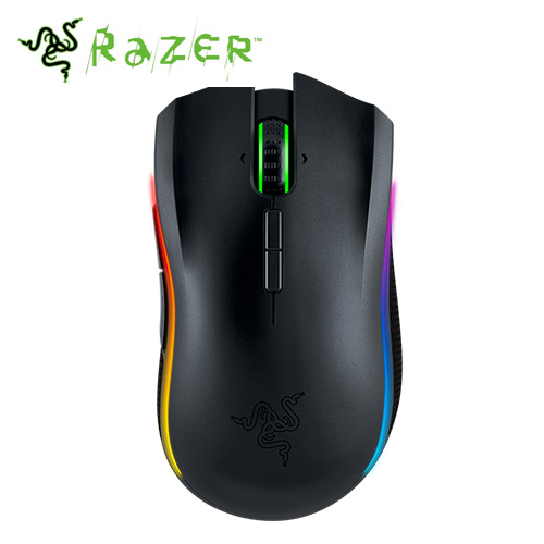 RAZER MAMBA CHROMA 5G 無線滑鼠