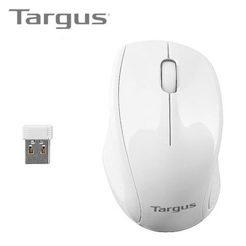 TARGUS W571 光學無線滑鼠 白