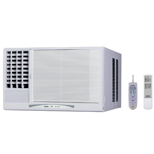 【SANYO三洋】5-6坪左吹式窗型冷氣SA-L36A