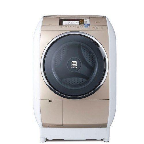 好禮送【HITACHI日立】13KG日製變頻滾筒洗脫烘洗衣機SFBD3900T(N)-