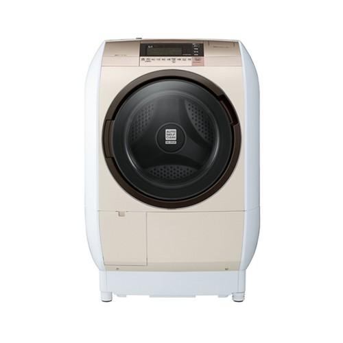 好禮送【HITACHI日立】12.5公斤日本原裝滾筒左開式洗衣機SFBD5200W-