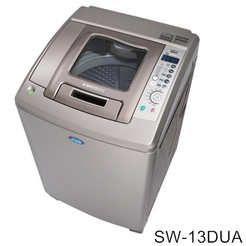 【SANLUX三洋】13KG變頻洗衣機SW-13DUA